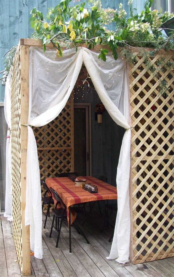 Beautiful Sukkot Booth Pictures