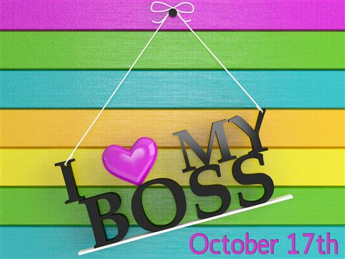 Free Beautiful Happy Boss's Day Pictures