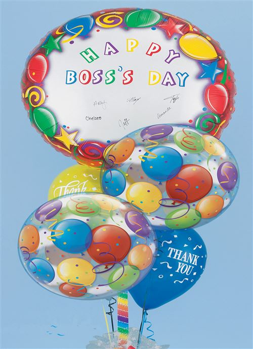 Beauiful Happy Boss's Day Clip Art