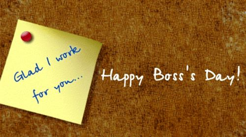 Best National Boss's Day Clip Art Free