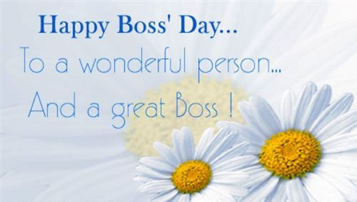 Beautiful National Boss's Day Clip Art Free