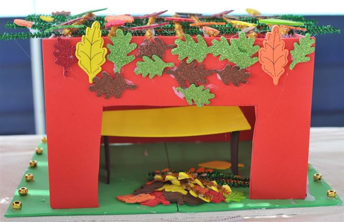 Easy Sukkot Decorations For Kids To Make