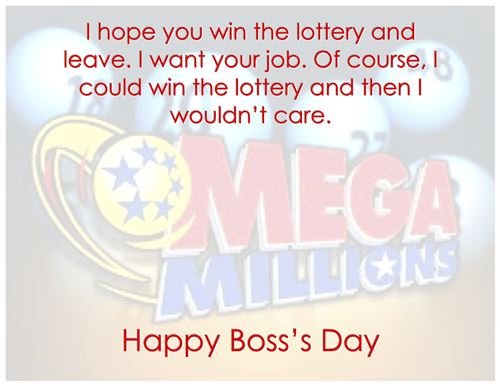 Free Beautiful Happy Boss's Day Clip Art
