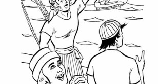 Free Columbus Day Images Color For Kids