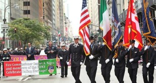 Top Pictures Of Columbus Day Parade In NYC