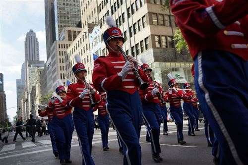 Best Free Pictures Of Columbus Day Parade In NYC