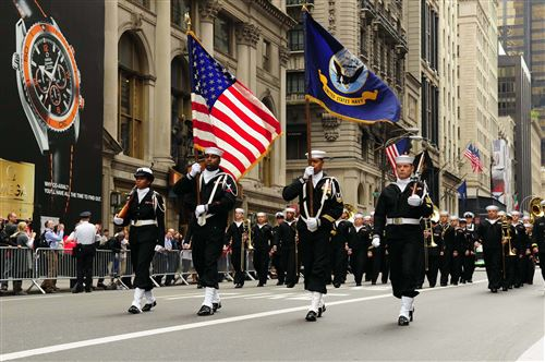 Beautiful Pictures Of Columbus Day Parade In NYC