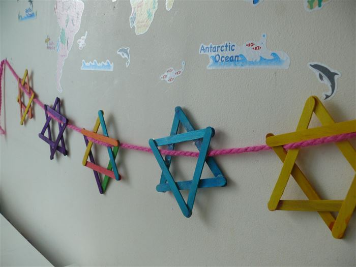 Beautiful Sukkot Decorations Crafts For Kids
