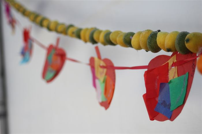 Easy Sukkot Decorations Crafts For Kids