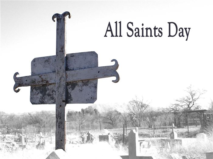 Beautiful All Saints Day Clip Art Images