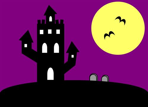 Best Free Halloween Backgrounds Clip Art