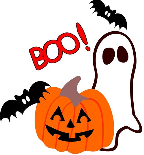 Free Unique Halloween Backgrounds Clip Art