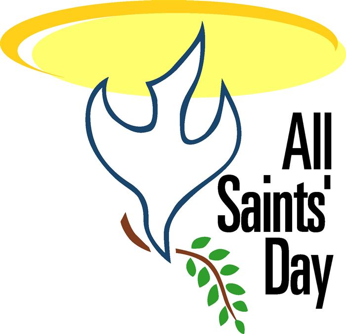Best All Saints Day Clip Art Images