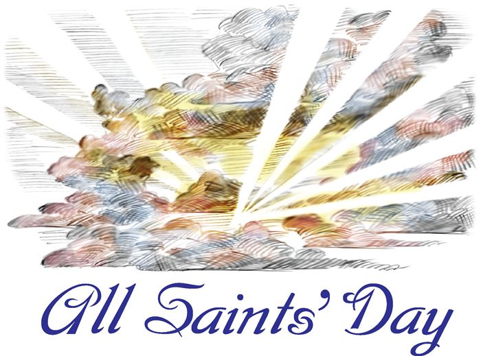 Free Unique All Saints Day Images Graphics