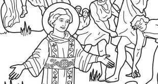 Best Free All Saints Day Pictures To Color
