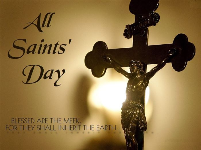 Meaningful Christian Clip Art All Saints Day