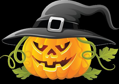 Beautiful Pumpkin Halloween Clipart For Kids Free