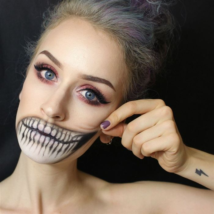 Best Halloween Makeup Ideas Images