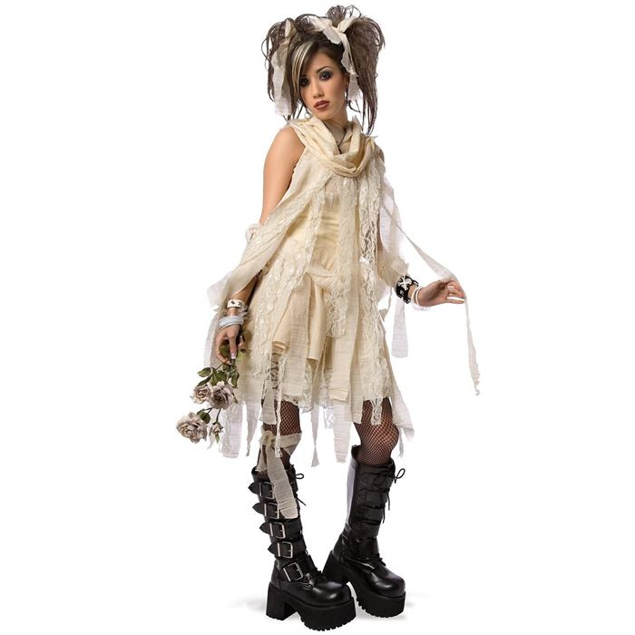 Scary Mummy Halloween Costume Images