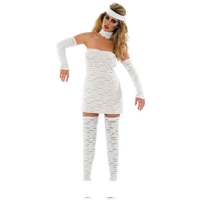 Unique Halloween Costume For Mummy With Images