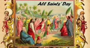 Free Catholic Clip Art All Saints Day