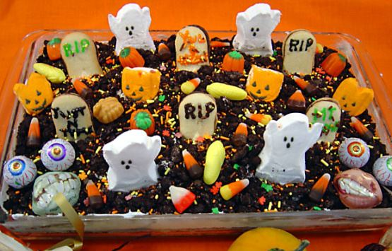 Unique Halloween Desserts Recipes With Pictures