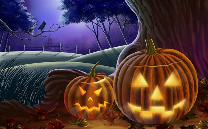 Best Halloween Images For Facebook Cover Free