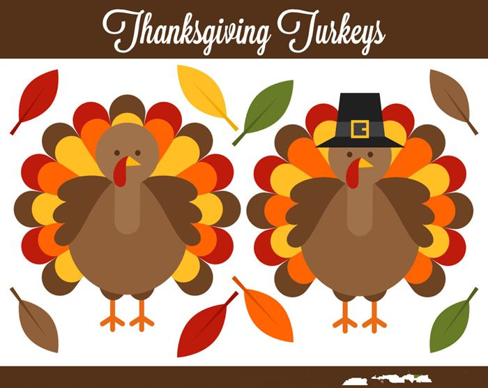 Best Happy Thanksgiving Pictures Clip Art Free