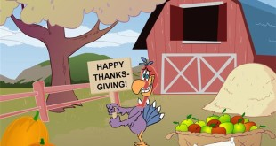 Beautiful Happy Thanksgiving Pictures For Kids