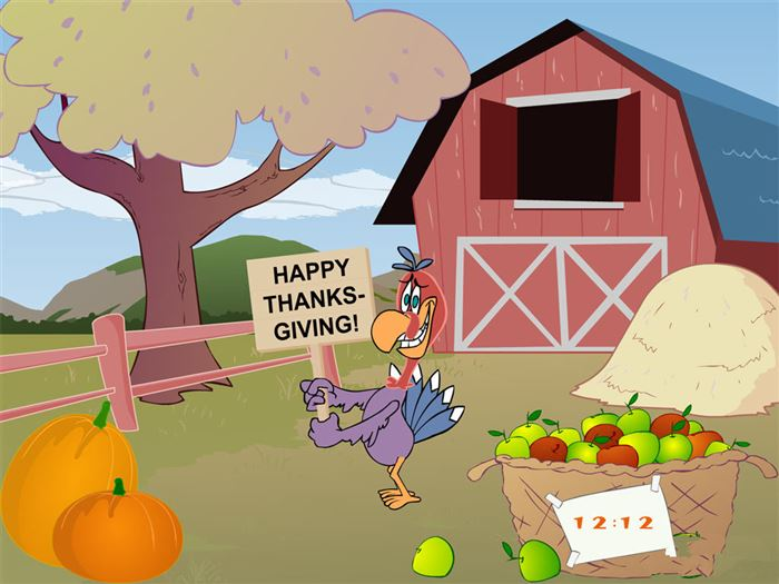 Meaningful Happy Thanksgiving Pictures For Kids