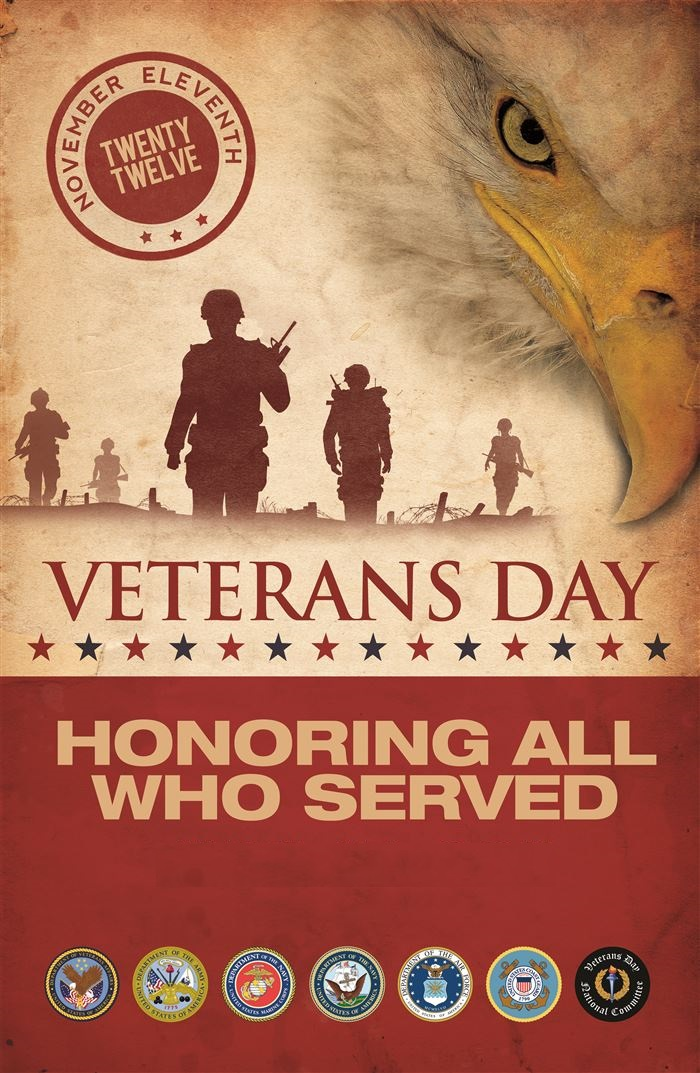 Meaningful Happy Veterans Day Posters For Facebook