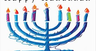 Beautiful Microsoft Clip Art Happy Hanukkah
