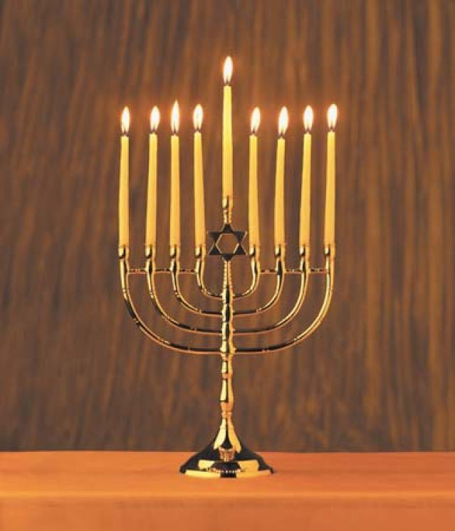 Unique Pictures Of Happy Hanukkah Candles