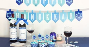 Beautiful Pictures Of Happy Hanukkah Decorations