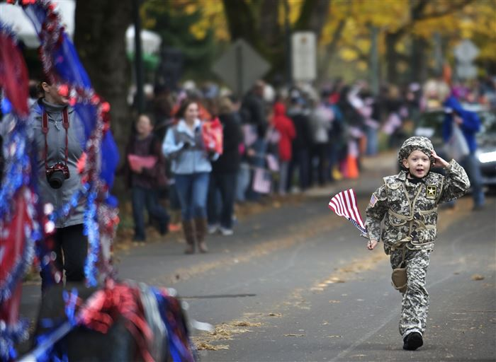 Beautiful Pictures Of Veterans Day Parade