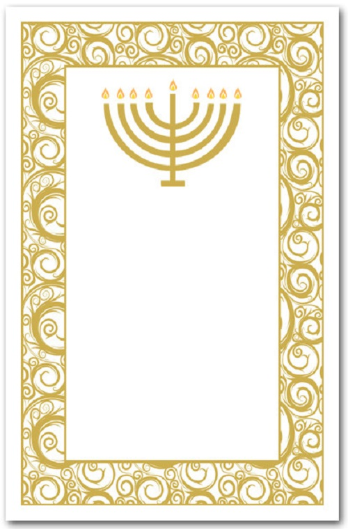 Best Free Happy Hanukkah Clip Art Borders