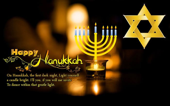 Meaningful Free Happy Hanukkah Clip Art Images