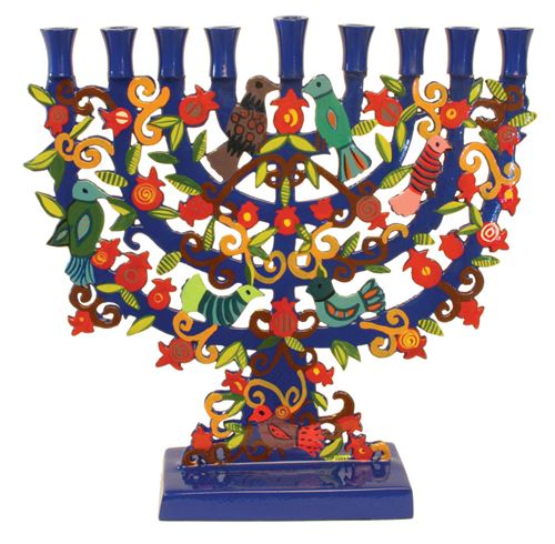 Unique Happy Hanukkah Clip Art Menorahs