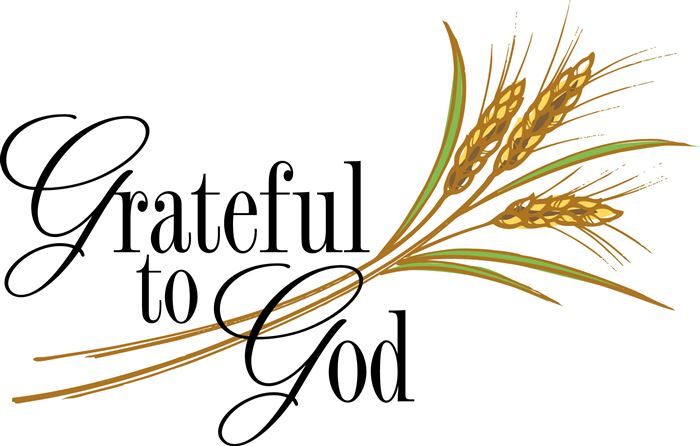 Best Free Happy Thanksgiving Blessings Clip Art