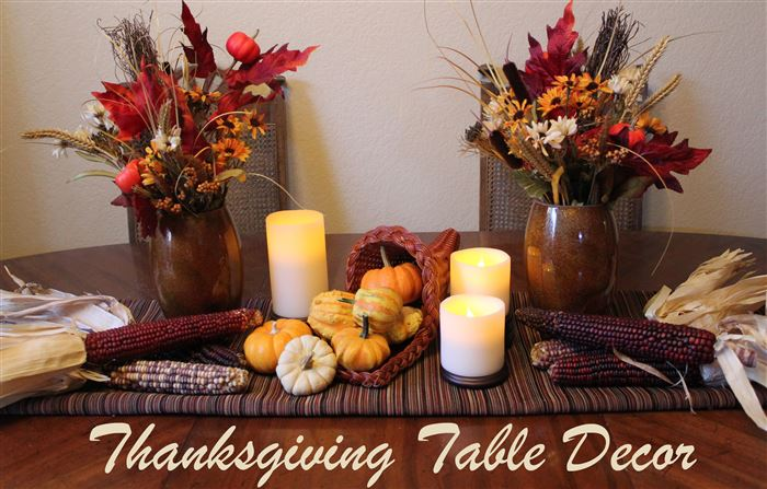 Best Pictures Of Happy Thanksgiving Table Settings