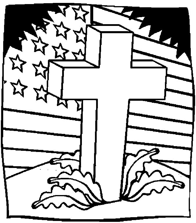 Free Coloring Pictures Of Veterans Day