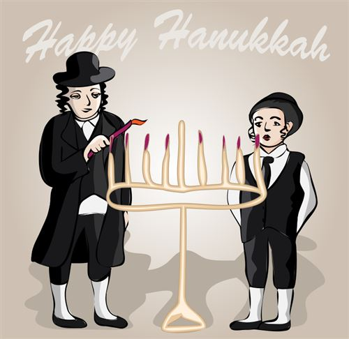 Best Happy Hanukkah Images Clip Art Free
