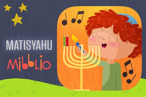 Beautiful Happy Hanukkah Story In Pictures