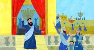 Meaningful Happy Hanukkah Story In Pictures