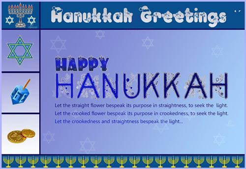 Best Free Happy Hanukkah Symbols Clip Art