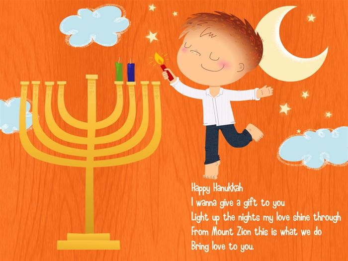 Best Happy Hanukkah Pictures For Kids Free