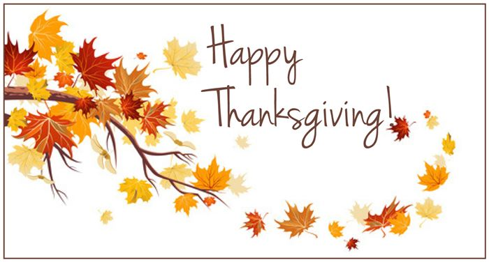 Unique Happy Thanksgiving Clip Art Banners