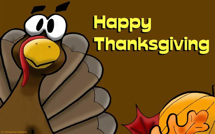 Beautiful Happy Thanksgiving Turkey Pictures Cartoon