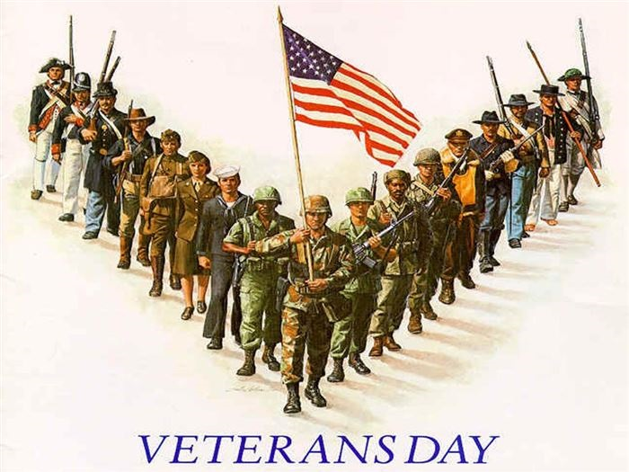 Unique Happy Veterans Day Clip Art For Children