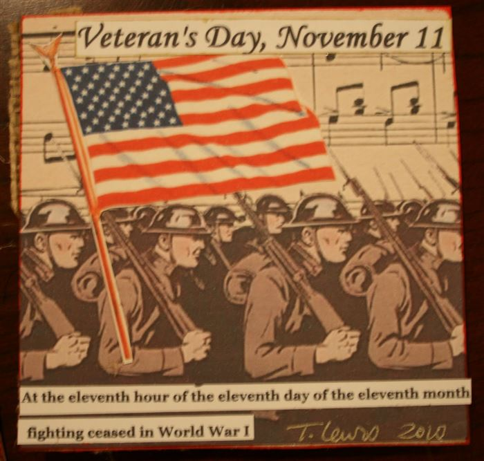 Unique Happy Veterans Day Poster Projects